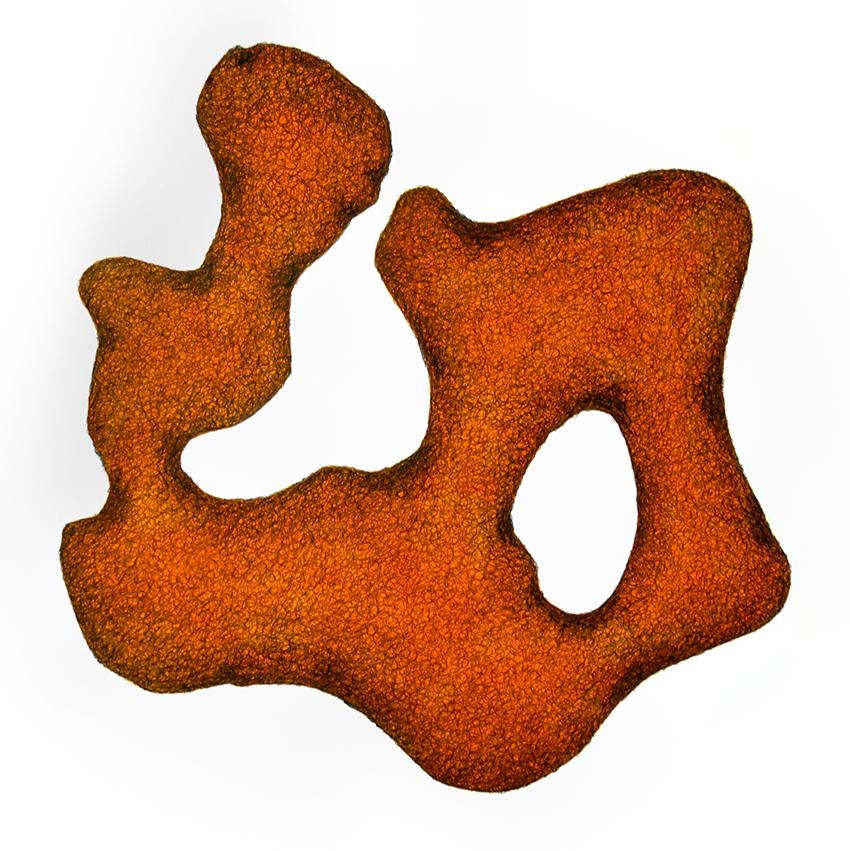 Schwerelos orange