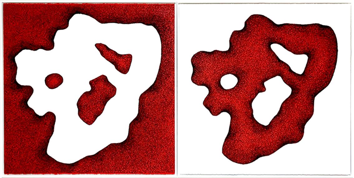 Schwerelos rot oder rot!